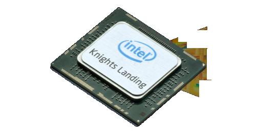Intel Knights Landing Xeon Phi