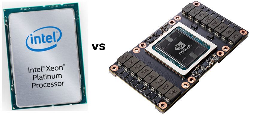 Benchmarks: Intel Scalable CPU vs Nvidia V100 GPU | Xcelerit