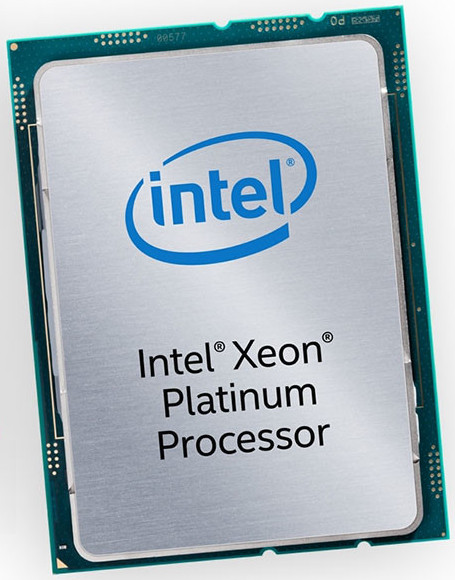 Intel Xeon Scalable Platinum CPU
